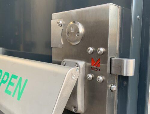 Combat M3 Steel Door – TDA Interiors